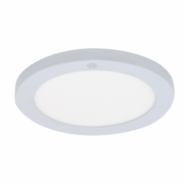 Downlight 18w 3000k, 4000k, 6000k Teseo Blanco 1620lm Csensor De Movimiento Supempot