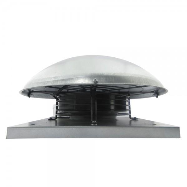 Ventilador extractor centrifugo para tejados 200mm