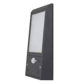 Aplique Exterior Solar 5w 500lm Ip65