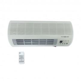 Calefactor de pared MUR-ECO 2000W con mando.