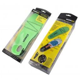 Plantilla para calzado Workfit en EVA-LATEX-GEL Workfit.