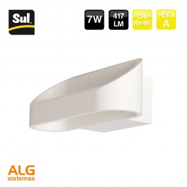 Aplique led de pared 7W SUL