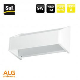 Aplique led de pared 9W SUL