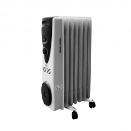 Radiador de aceite con 7 elementos 1500W EDM