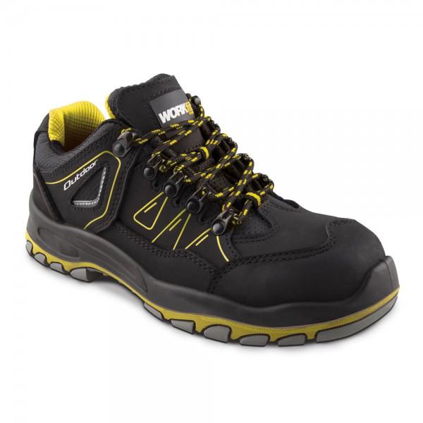 Zapato de seguridad Outdoor amarillo S3