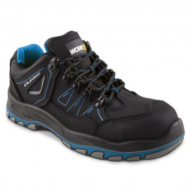 Zapato de seguridad Outdoor azul S3