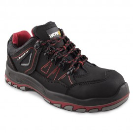 Zapato de seguridad Outdoor rojo S3