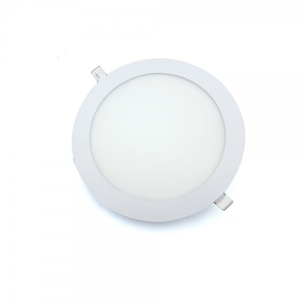 Downlight Led Redondo Atila 18W Blanco Con sensor de movimiento