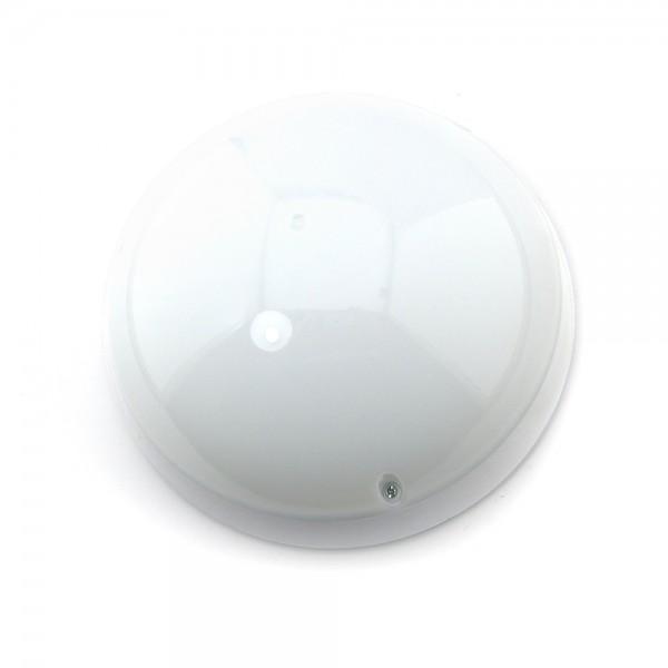 Plafón exterior IP54 Clase II antivandálico Blanco LED 6400K con sensor