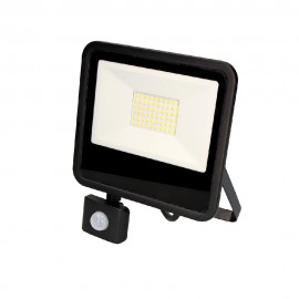 Proyector led 50w con sensor Black Edition