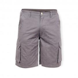 Pantalón corto algodón basic