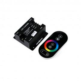 Controlador led táctil RGB