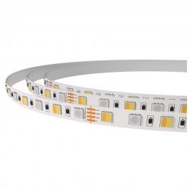 Tira led CCT+RGB 24V 14,4W/m IP20 ligth stripe bicolor