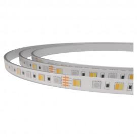 Tira led CCT+RGB 24V 14,4W/m IP67 ligth stripe bicolor