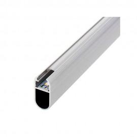 Perfil aluminio especial armarios 2m 12V/24V