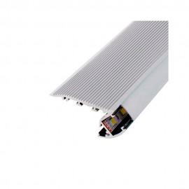 Perfil aluminio especial escaleras 12/24V 2m
