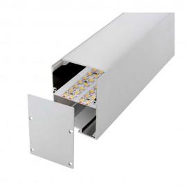 Perfil aluminio Orus 2m 12/24/220V