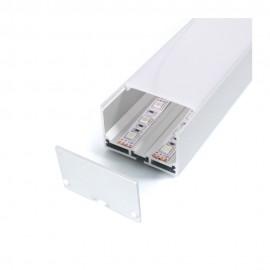 Perfil aluminio Thrust 2m 12/24/220V