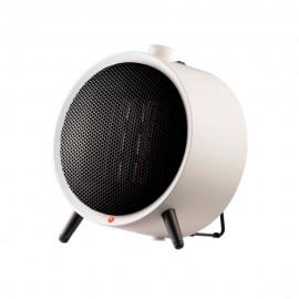 Calentador cerámico 1500W blanco