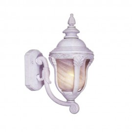 Farol de pared Lorena IP33 E27