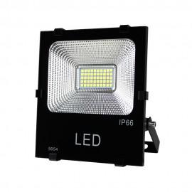 Proyector led Trade negro 50W luz fría