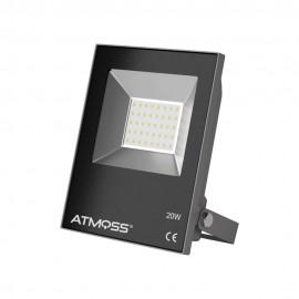 Proyector led ultraslim exterior RGB 20W