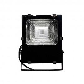 Proyector led Trade negro 10W RGB