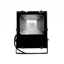 Proyector led Trade negro 20w RGB