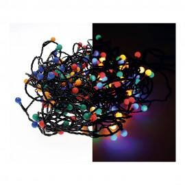 """Guirnalda """"Cherry"""" 120 led de 3 medidas multicolores"""