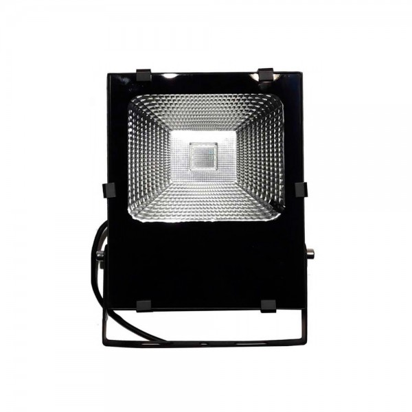 Proyector led Trade negro 30W RGB