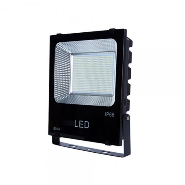 Proyector led Trade negro 150W luz fría