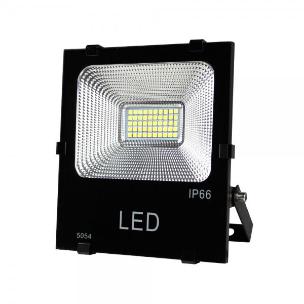 Proyector led Trade negro 30W luz fría
