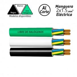 Manguera eléctrica 2x1.5mm2
