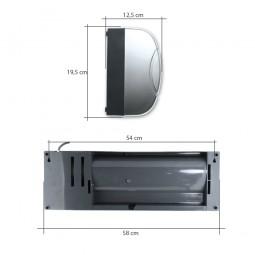 Calefactor eléctrico de pared MaxiCLIMA