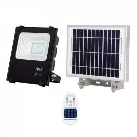 Proyector Solar Tipo Oraculo 30w 6500k Cmando