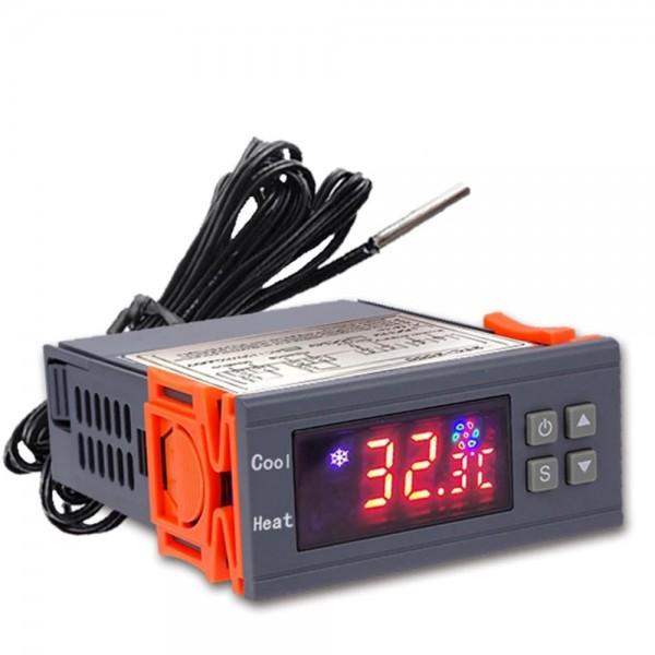 Termostado digital con sonda 220V Bilake