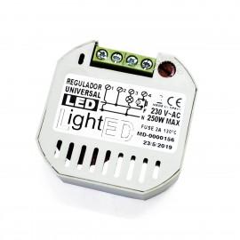Regulador de instensidad led para pulsador 250W
