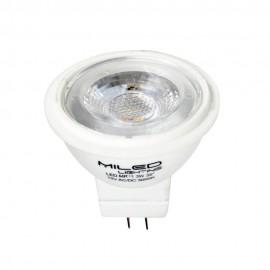 Lampara dicroica LED MR11 GU5.3 12V 3W 3000K 35mm