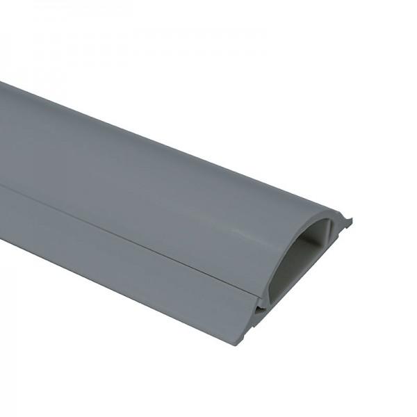 Canaleta para suelo gris 14x45