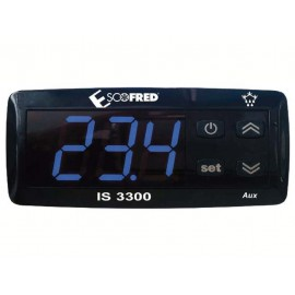 Termostato digital Escofred IS 3300 220V 3 RELES