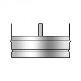 Manguito con 3 patas TUB-COLL para tubos flexibless
