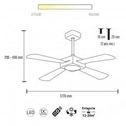 Especificaciones-ventilador-de-techo-meltemi-color-cromo