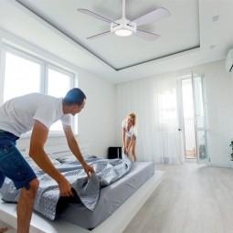 Fondo-con-ventilador-de-techo-meltemi-color-cromo