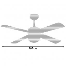 Medidas-ventilador-plata-Tramontana-4-aspas-plata-2xe27-40x107D