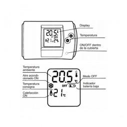 Termostato digital HD-210
