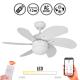 Ventilador-de-techo-blanco-wifi-con-luz-Brochina