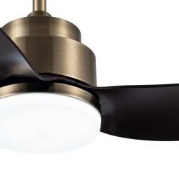 Ventilador de techo con luz Rodan Medium
