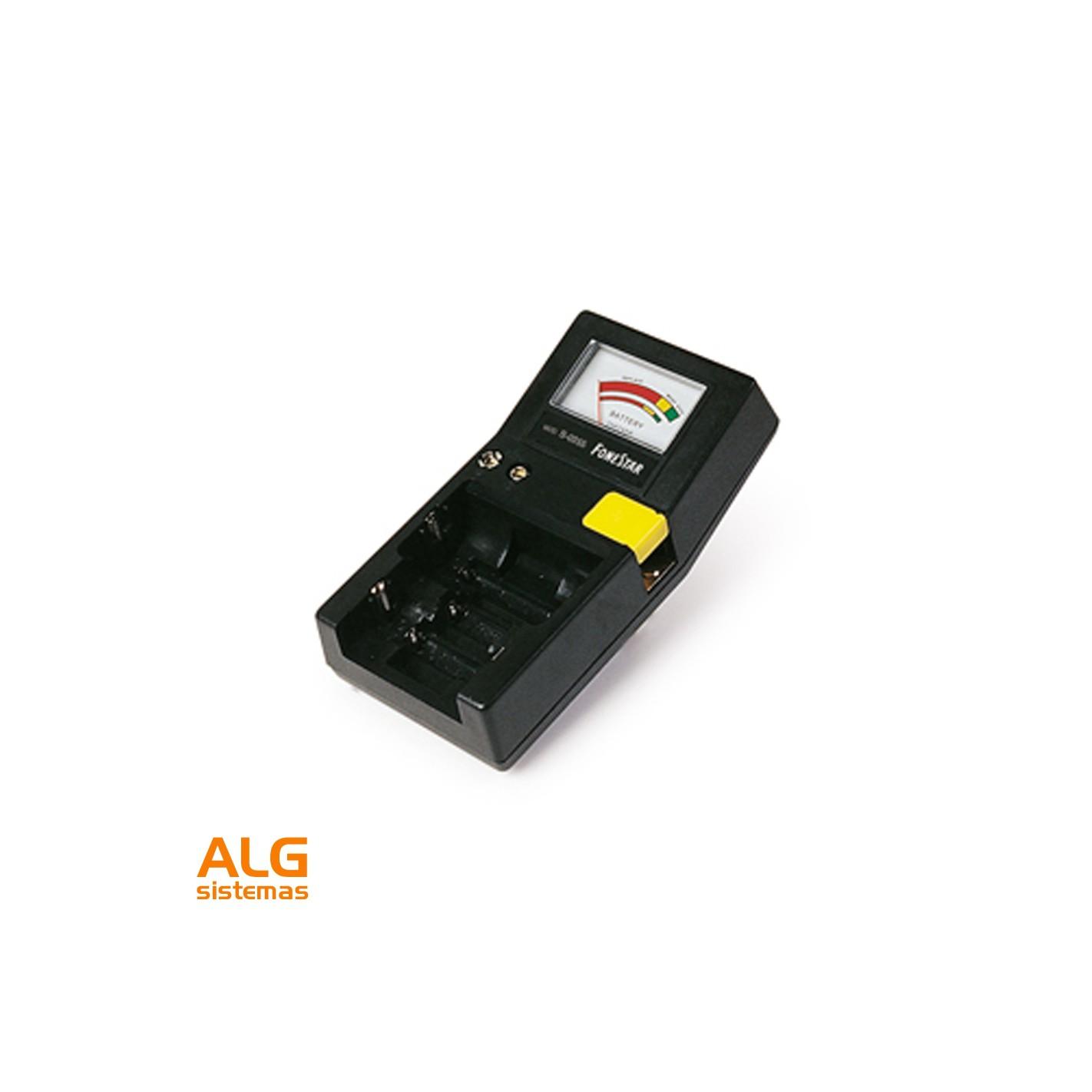 Comprobador de pilas varios tama os alg sistemas for Tamanos de pilas