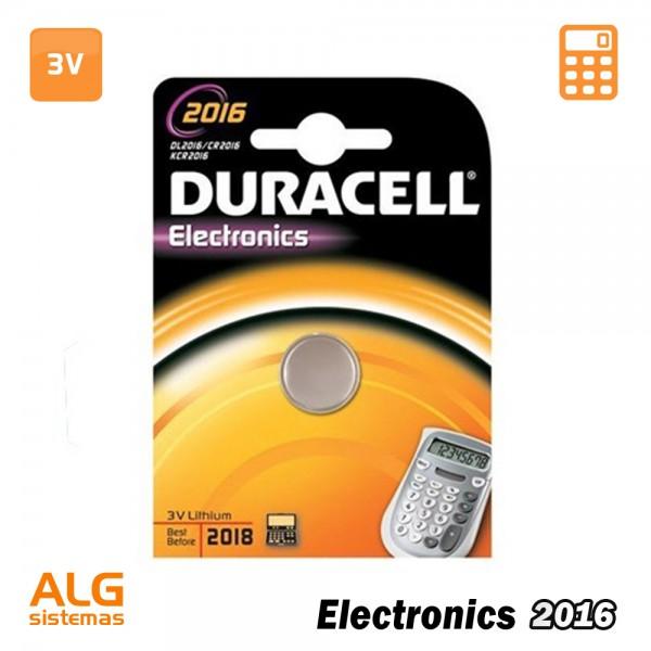 Micropila Micro Alcalina 2016 Duracell