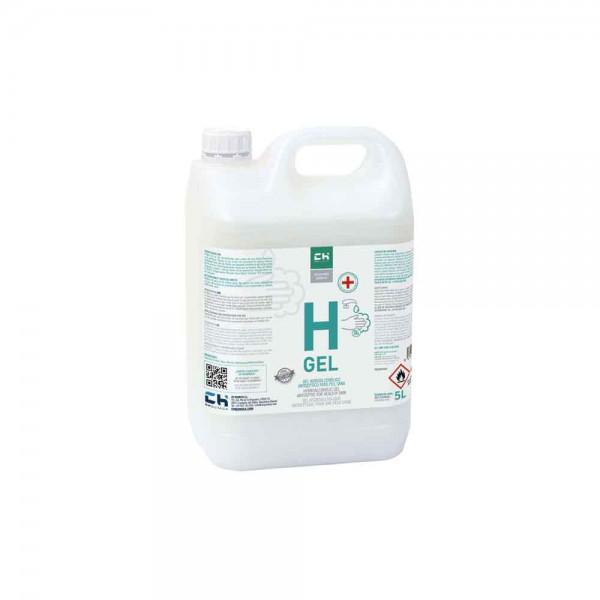 Gel desinfectante higienizante para...